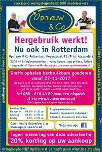 Opnieuw & Co Rotterdam