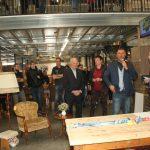 Feestelijke opening Opnieuw & Co Rotterdam 29 maart 2018