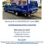 Weekendkrachten logistiek Zwijndrecht